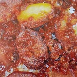 üzümlü patatesli pilav